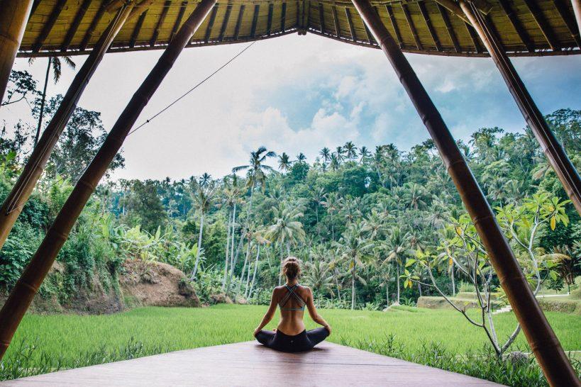 Four Seasons Resort Bali at Sayan yoga