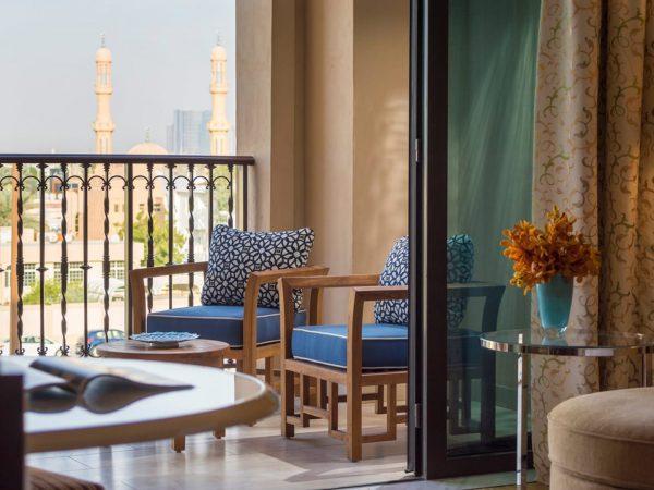 Four Seasons Resort Dubai at Jumeirah Beach Deluxe City View Room
