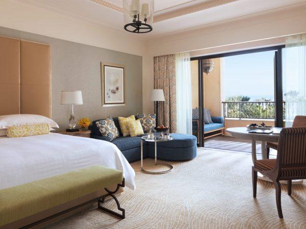 Four Seasons Resort Dubai at Jumeirah Beach Deluxe Partial Sea View Room