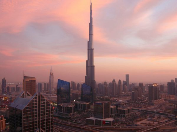 Four Seasons Resort Dubai at Jumeirah Beach Exterior View