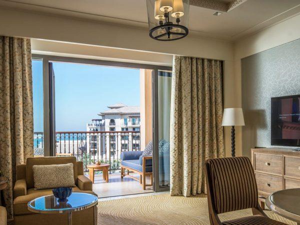 Four Seasons Resort Dubai at Jumeirah Beach Four Seasons Sea-View Suite