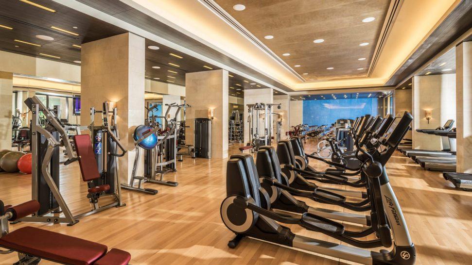 Four Seasons Resort Dubai at Jumeirah Beach Gym