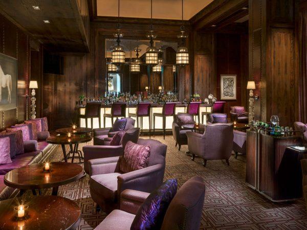 Four Seasons Resort Dubai at Jumeirah Beach Hendricks Bar