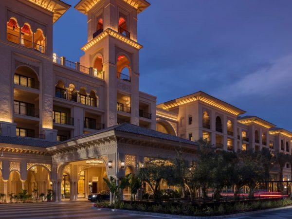 Four Seasons Resort Dubai at Jumeirah Beach Hotel View