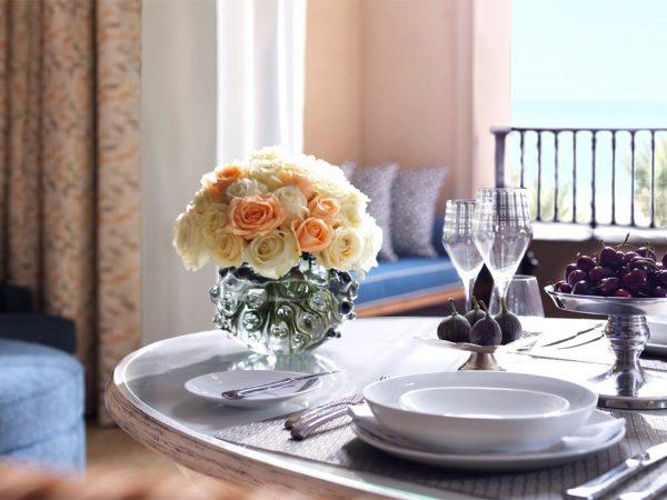 Four Seasons Resort Dubai at Jumeirah Beach In-Room Dining
