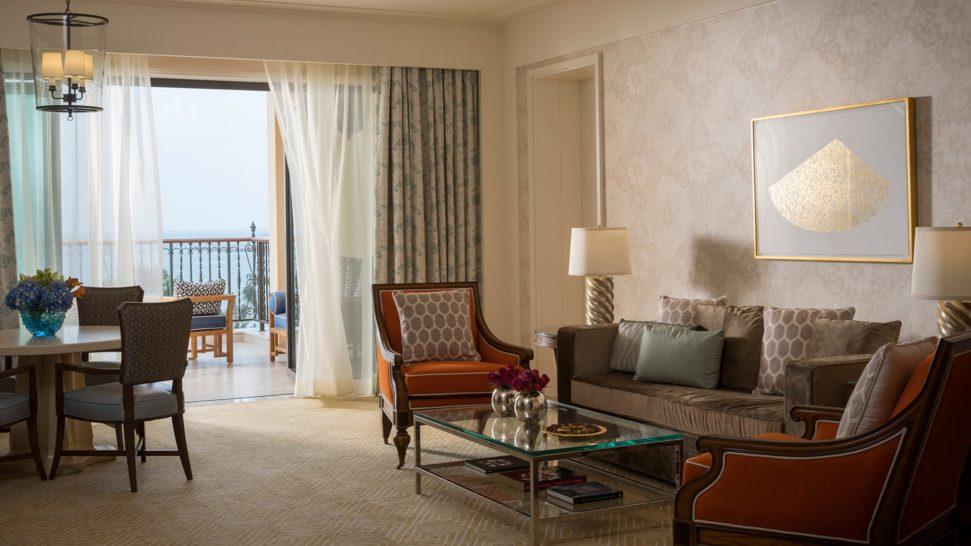 Four Seasons Resort Dubai at Jumeirah Beach Jumeirah Sea View Suite