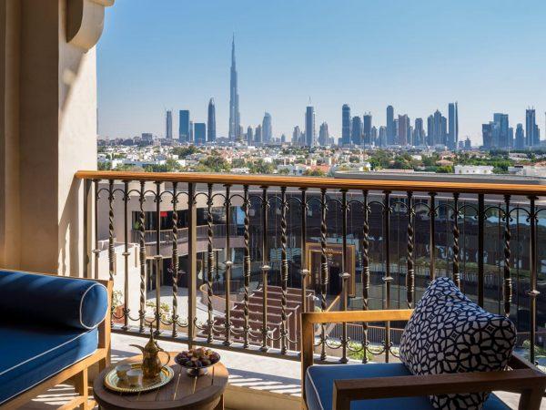Four Seasons Resort Dubai at Jumeirah Beach Jumeirah Skyline Suite