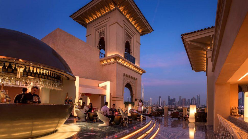 Four Seasons Resort Dubai at Jumeirah Beach Mercury Lounge