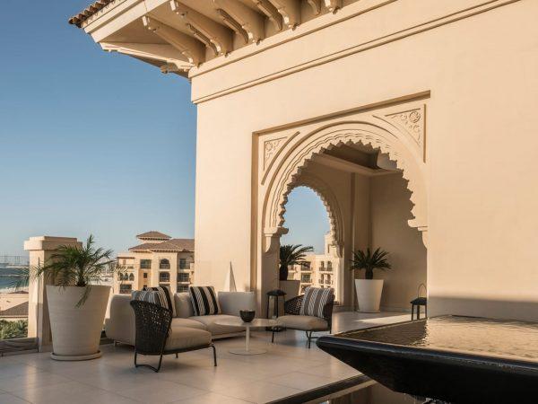Four Seasons Resort Dubai at Jumeirah Beach Penthouse Suite
