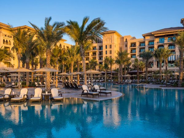 Four Seasons Resort Dubai at Jumeirah Beach Pool