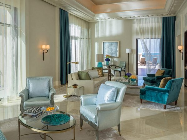 Four Seasons Resort Dubai at Jumeirah Beach Presidential suite