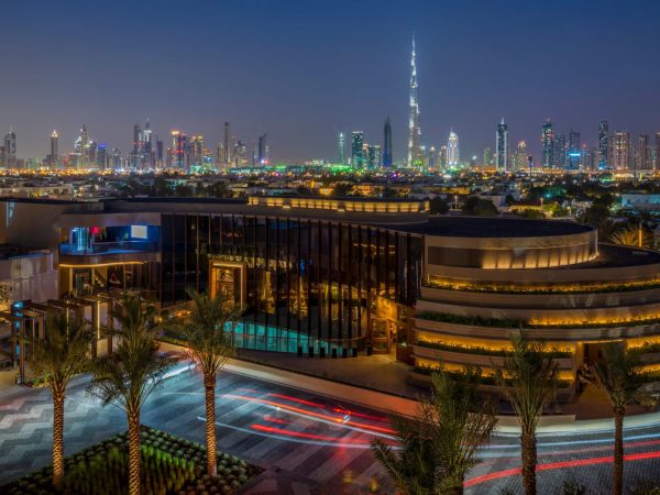 Four Seasons Resort Dubai at Jumeirah Beach Restaurant Village