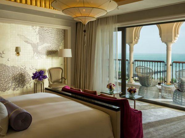 Four Seasons Resort Dubai at Jumeirah Beach Royal Suite