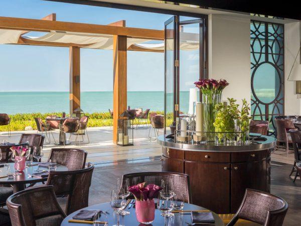 Four Seasons Resort Dubai at Jumeirah Beach Sea Fu