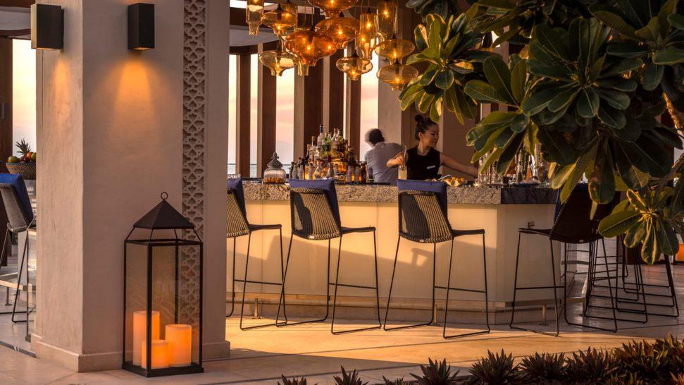 Four Seasons Resort Dubai at Jumeirah Beach Sea Fu Bar