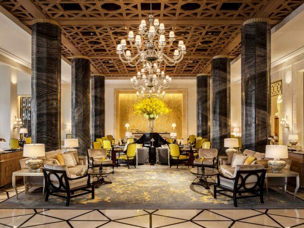 Four Seasons Resort Dubai at Jumeirah Beach Shai Salon & Terrace
