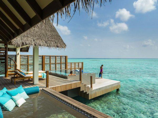 Four Seasons Resort Maldives at Landaa Giraavaru Baa Atoll Water Villa