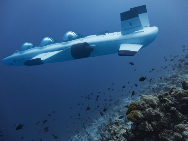 Four Seasons Resort Maldives at Landaa Giraavaru Baa Atoll submarine excursions