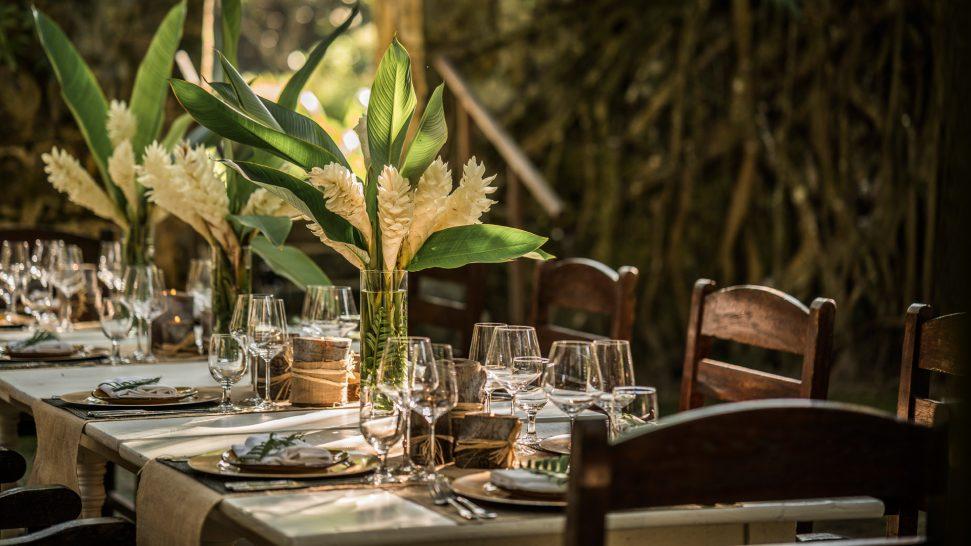 Four Seasons Resort Seychelle Kannel Bar