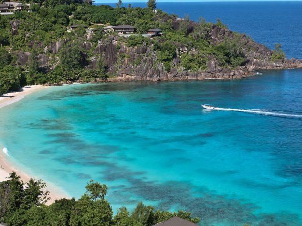 Four Seasons Resort Seychelles Beach
