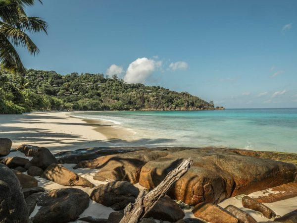 Four Seasons Resort Seychelles Beach View