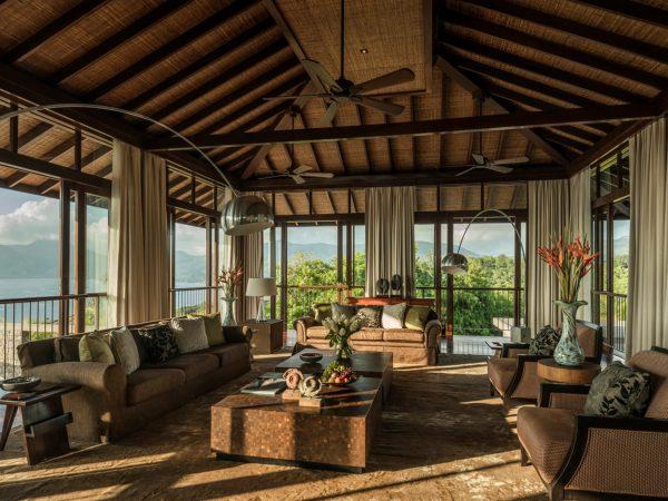 Four Seasons Resort Seychelles Five Bedroom Residence Villa