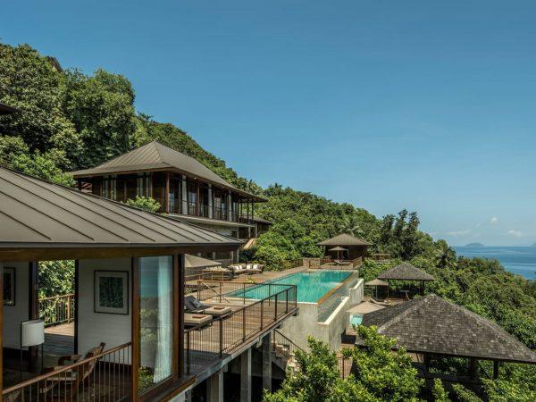 Four Seasons Resort Seychelles Four Bedroom Residence Villa