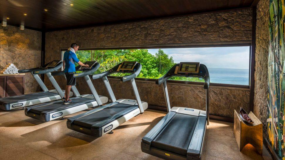 Four Seasons Resort Seychelles Gym