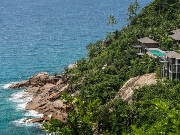 Four Seasons Resort Seychelles Hill View