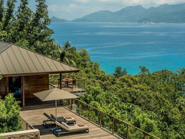 Four Seasons Resort Seychelles Lobby