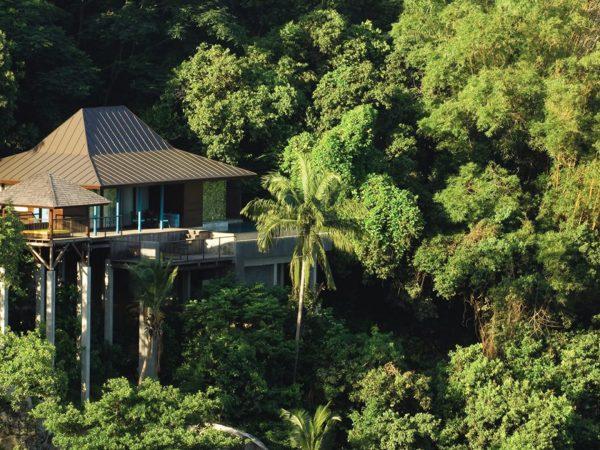 Four Seasons Resort Seychelles Ocean view villa