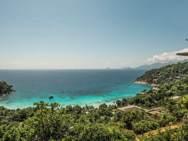 Four Seasons Resort Seychelles Outside View