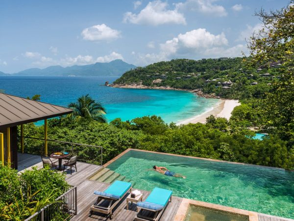 Four Seasons Resort Seychelles Pool
