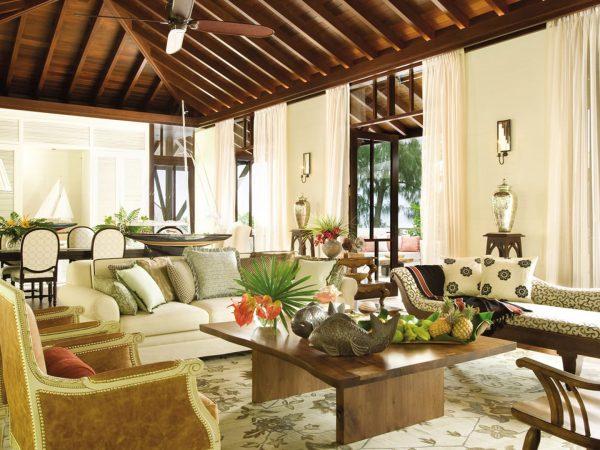 Four Seasons Resort Seychelles Three Bedroom Beach Suite