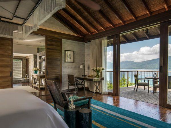 Four Seasons Resort Seychelles Three Bedroom Residence Villa