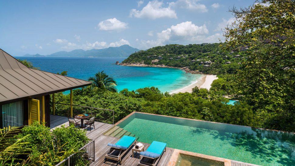 Four Seasons Resort Seychelles Two-Bedroom Ocean View Suite