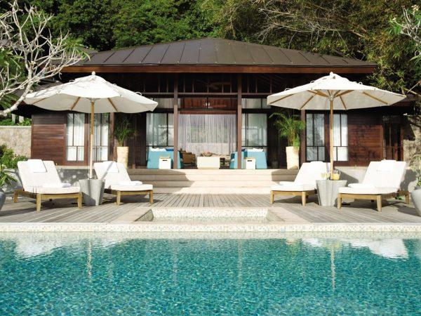 Four Seasons Resort Seychelles Two-Bedroom Presidential Suite