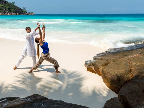 Four Seasons Resort Seychelles Yoga