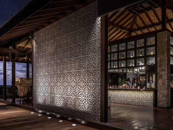 Four Seasons Resort Seychelles Zez Bar