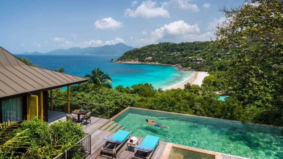 Four Seasons Resort Seychelles overview