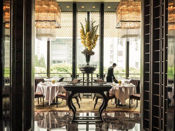 Four Seasons hotel Pudong, Shanghai Sh?ng-X?