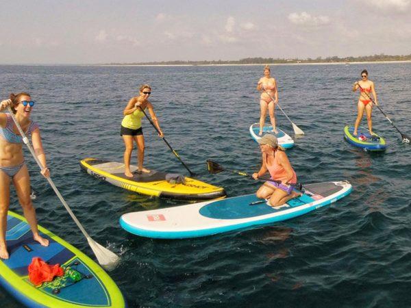 Hemingways Watamu Stand Up Paddle