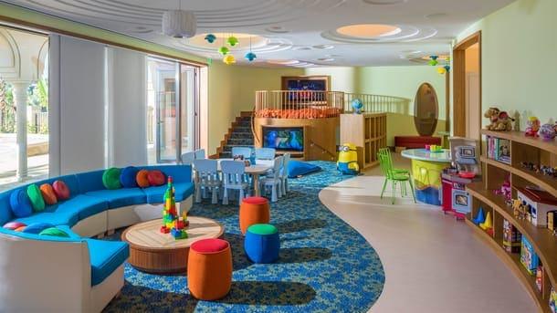 Four Seasons Resort Dubai at Jumeirah Beach kids club