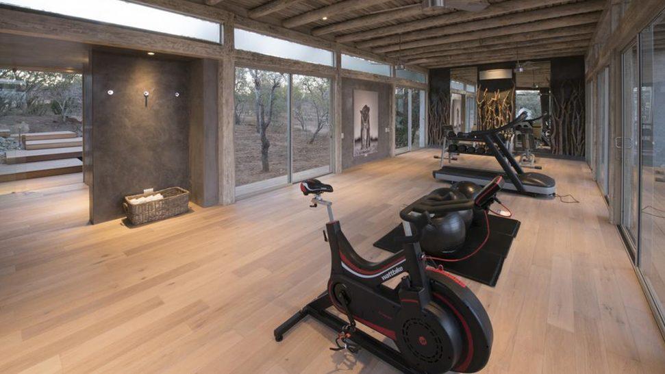 Kapama Karula Lodge Gym