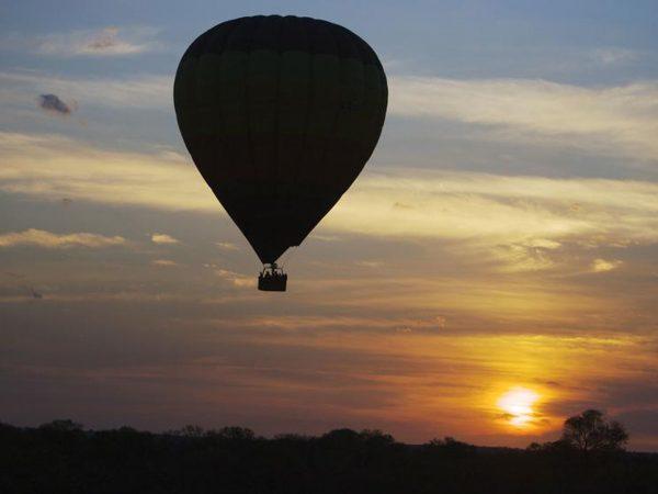 Kapama Karula Lodge Hot Air Balloning