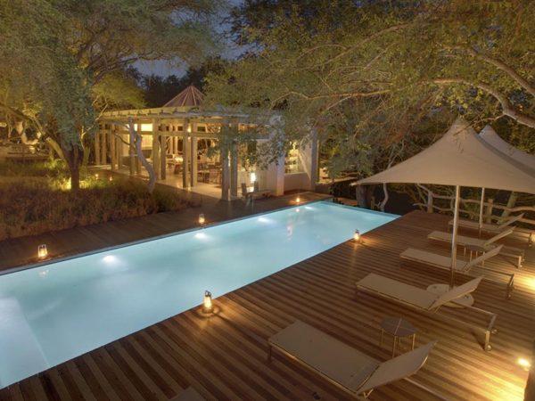 Kapama Karula Lodge Outdoor Pool