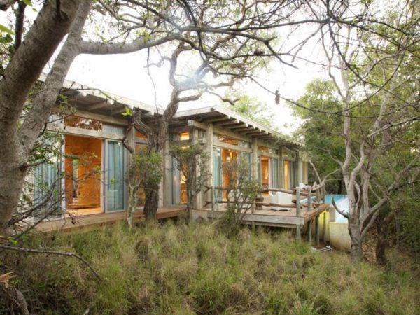 Kapama Karula Lodge Outside View
