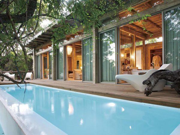 Kapama Karula Lodge Pool
