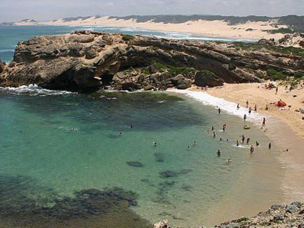 Kariega Game Reserve Beach