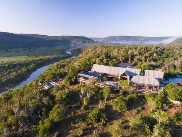 Kariega Game Reserve Exterior View